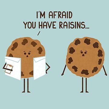 Raisins by theodorezirinis