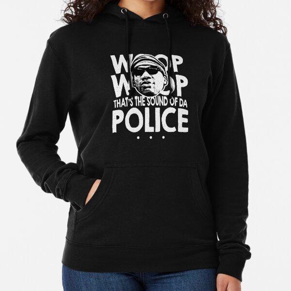 Sound Of Da Police Lightweight Hoodie