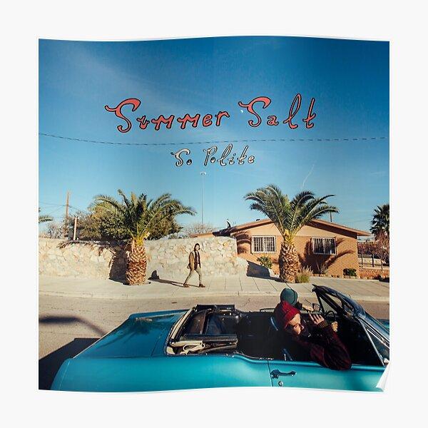 Summer Salt Poster