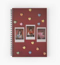 Summer Salt Spiral Notebook
