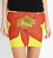 Amarillas on Yellow Mini Skirt