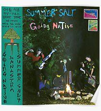Sommer Salz Poster