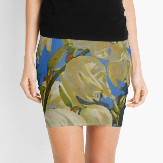 Yucca In Bloom Mini Skirt