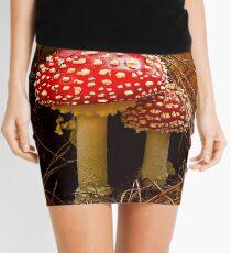 Sheltered . . . Mini Skirt