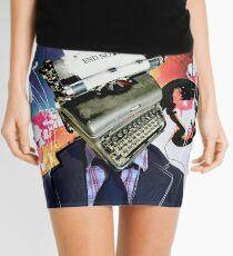 End Novel Mini Skirt