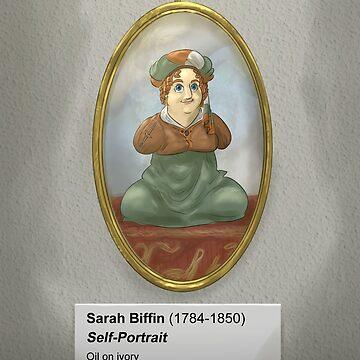 Sarah Biffin - Rejected Princesses by jasonporath