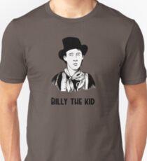billy the kid western criminal cowboy wild west Unisex T-Shirt