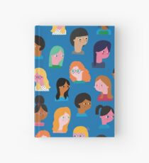 Girls Hardcover Journal