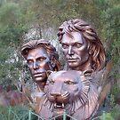Siegfried & Roy by Sean Jansen
