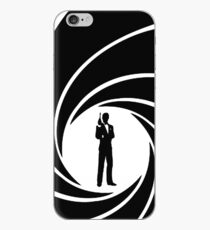 James Silhouette iPhone Case