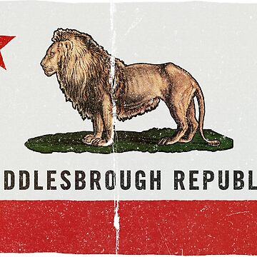 Middlesbrough Republic by JTNC