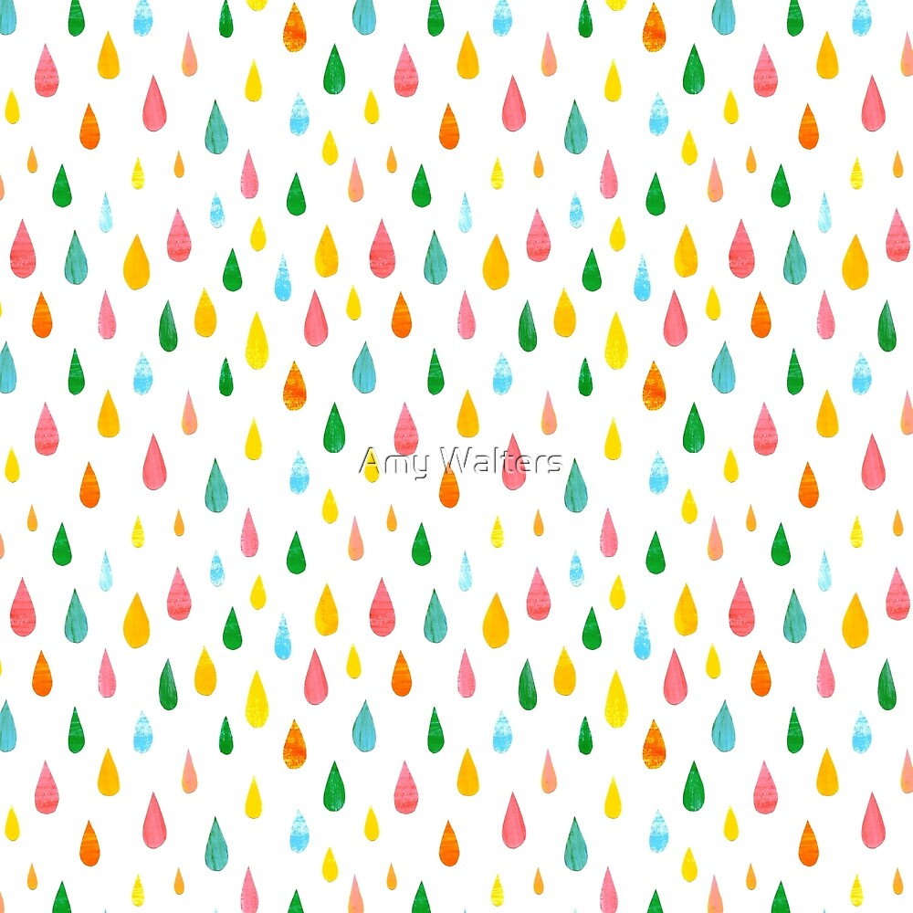 Rainbow Drops by Amy Walters