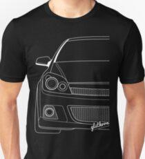 Astra H & quot; Silhouette & quot; Unisex T-Shirt