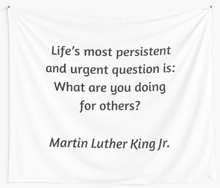 Martin Luther King Inspirational Quote