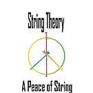 String Theory, a peace of string by CindyDs