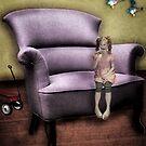 She'll always be my little girl by Karen Scrimes