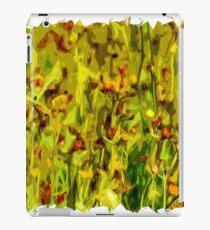Vinilo o funda para iPad Flower meadow Polygon Art