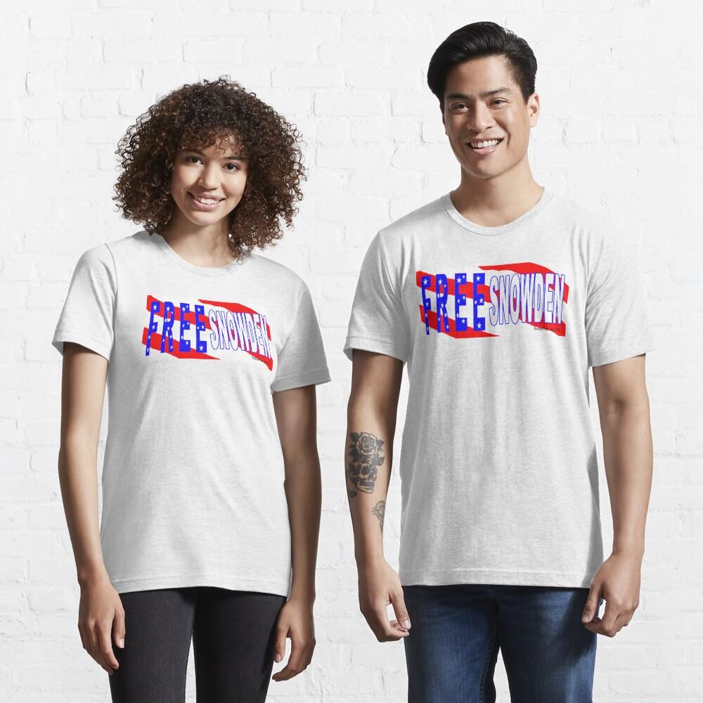 Free Snowden Essential T-Shirt