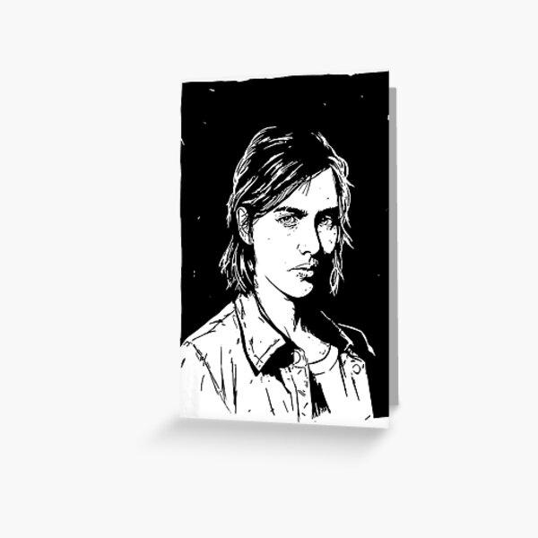 The Last of Us Part II - Ellie Tarjetas de felicitación