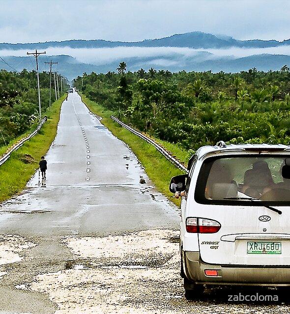 Road Trip by zabcoloma