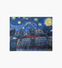 Starry Night in Manchester - www.art-customized.com Art Board