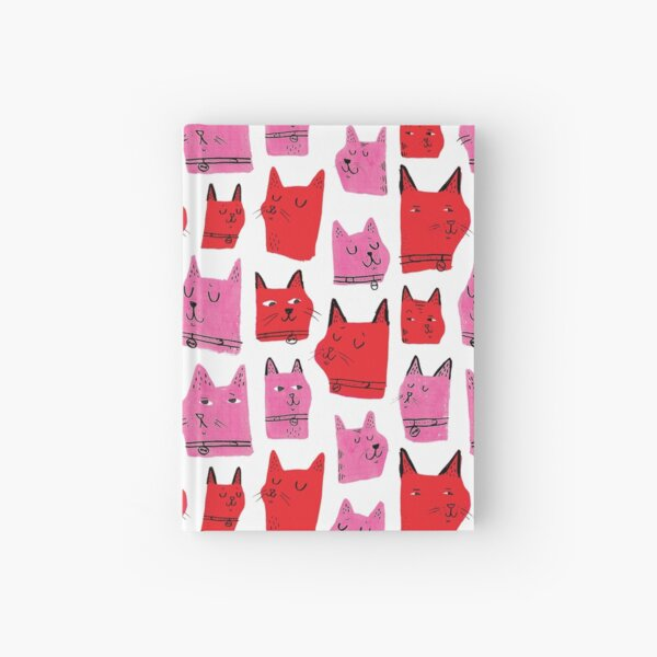 Love Cats! Hardcover Journal