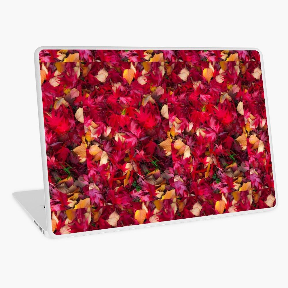 Red Laptop Skin