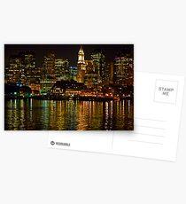 Boston Light Postcards