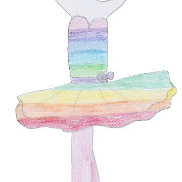 Ballet Dancer by Heath3827