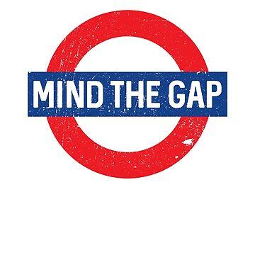 Mind The Gap by dreamhustle