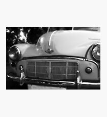 Car Photographic Print