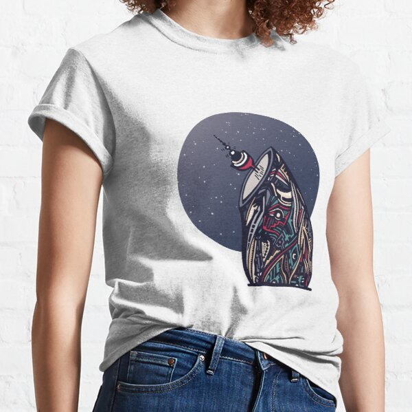 Calling Space Classic T-Shirt