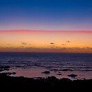 Sunset layers by Alexander Meysztowicz-Howen