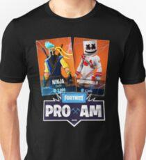 Ninja X Marshmello Unisex T-Shirt