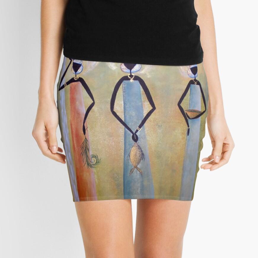 In Kind Mini Skirt