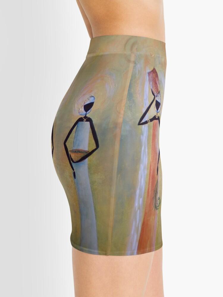 Alternate view of In Kind Mini Skirt