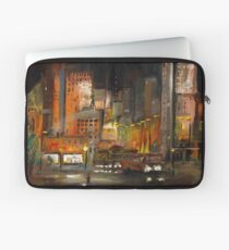 Alone in the City Laptop Sleeve