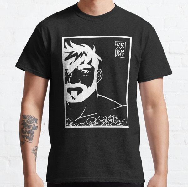 ADAM LIKES BLACK AND WHITE Classic T-Shirt