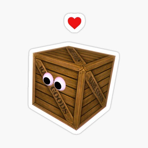 Lumo - Love Box Sticker