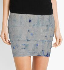 Too Much Noise Mini Skirt