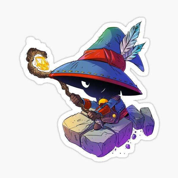 Lumo Character Sticker