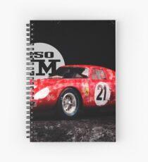 Ferrari 250 LM Spiral Notebook