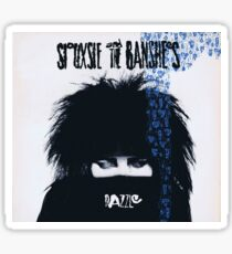 Siouxsie and the Banshees - Dazzle Sticker