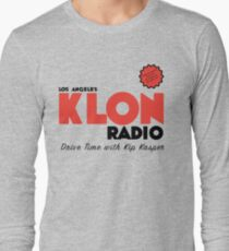 KLON Radio Long Sleeve T-Shirt