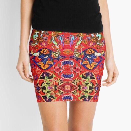 WEAR IS ART  #181 Mini Skirt