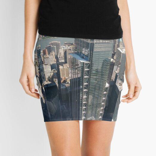 Manhattan, #Manhattan, New York, #NewYork, NYC, #NYC, New York City, #NewYorkCity Mini Skirt
