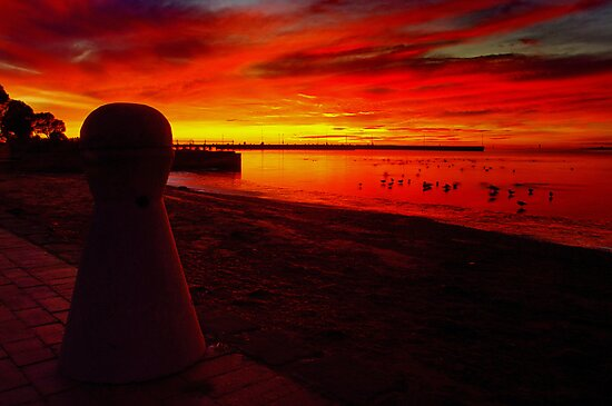 """Rippleside Dawn"" by Phil Thomson IPA"