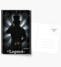 Legende Postkarten