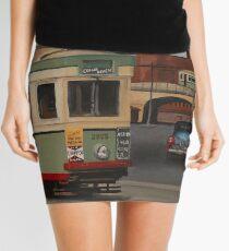 Trams & The Colonnade Mini Skirt