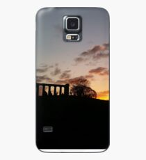 Fire in the Sky Case/Skin for Samsung Galaxy